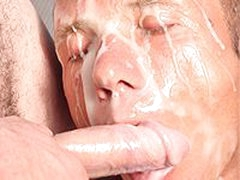 Gay Couple Raw Anal Fucking And Gets Extreme Facials