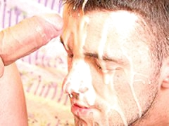 Gay On Gay Risky Ass Fuck And Nasty Facials