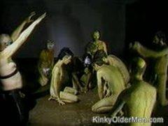 A Mystique Ritual Of Male Love