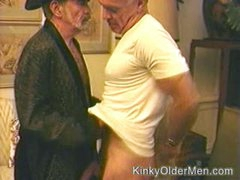 Kinky Old Cock Suckers