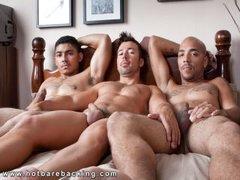 Leo, Miguel And Dominik