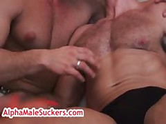 Antonio Cavalli And Marco Salqueiro Sucking Off And Rimjob 3 By Alphamalesuckers