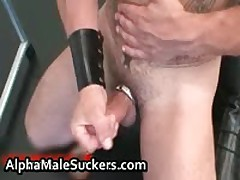 Horny Homosexual Hard Core Fucked And Sucked 5 By AlphaMaleSuckers