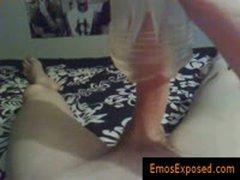 Gay Emo Twink Selfshot By Emosexposed