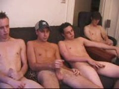Five Dudes Fill One Mouth
