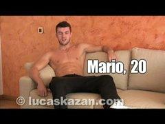 Mario Domini Jerks Off