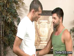 Dominic Pacifico And Luke Milan