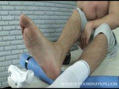 Jeffrey'S White Socks