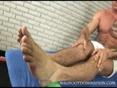 Chris Sexy Feet