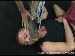 Foot Slave Humiliation