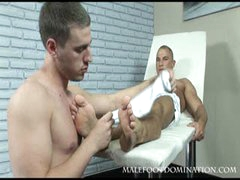 Foot Lover Musclemen