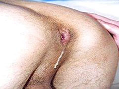Great Gay Anal Sex Ends In A Messy Cum Dripping