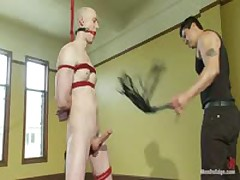 Tied And Ballgagged