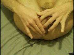 Self Fuck -Me Shooting Up My Own Hole