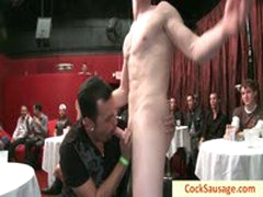 Superb Gay Sausage Party By Cocksausage