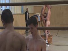 Sex Gym - Nasty Coach On Sex Patrol