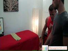 Amazing Massage Pro Working His Client By Massagevictim
