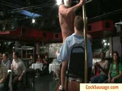 Great Gay Sausage Party Sucking By Cocksausage