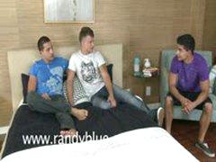 Brett, Nicco & Raphael