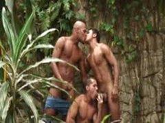 Brazilian Sex Outdoors