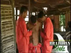 Prison Breakers - Armando Bruno And Carlos