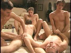HOT Euro Boy Orgy