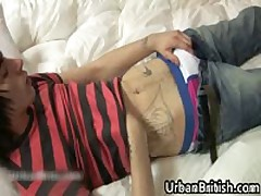 Ryan Storm Pulling His Fine Gay Cock 1 By UrbanBritish