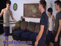 4 Boys Gettin Dirty