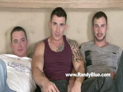 Chris, Dallas & Richard