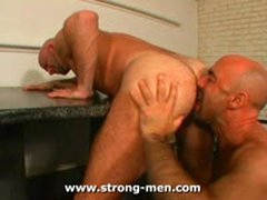 Horny Hairy Couple