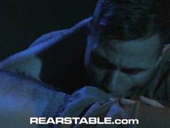 Connor Habbib And Heath Jordan In Night Manoeuvres