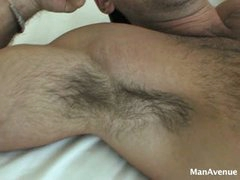 Enormous Hairy Dick OMGirth