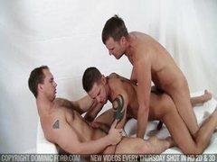 Magnum Threesome!
