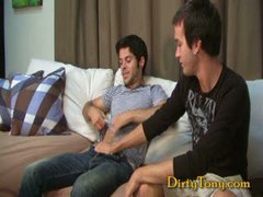 Latin Cuties First Gay BJ