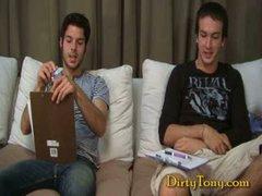 Latin Cuties First Gay BJ
