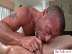 Guy Get Shis Great Penis Licked By Gotrub