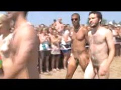 Compilation Of Festival Naked Race