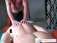 Hairy Dude Gets Great Massage By Massagevictim