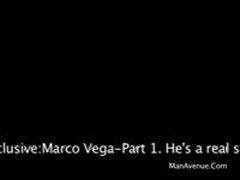 Marco Blaze Showing Off Huge Cock On Boat