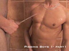 Pissing Boys