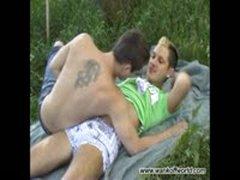 Outdoor Sex Is Hot