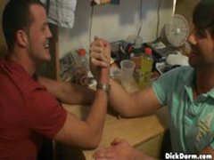 Straight Guys Go Gay - College Parties!