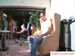 Hot Gay Fucking And Sucking In Public