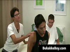 Horny Homosexual Teenagers In Homosexual Gang Bang Free Porn By Bukakkeboy