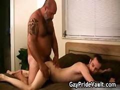 Unshaved Homosexual Teddy Making Out Sext Teenage 13 By GayPrideVault