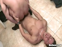 Two Hot Guys Go At It
