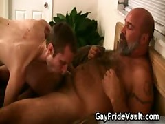 Unshaved Homosexual Teddy Making Out Sext Adolescent 7 By GayPrideVault