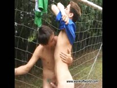 Soccer Field Sex