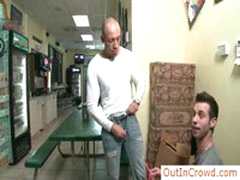 Two Hot Gay Studs Fucking Ourdoors By Outincrowd