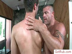 Guy Gets Fucked Up The Pooper By His Masseur By Gotrub